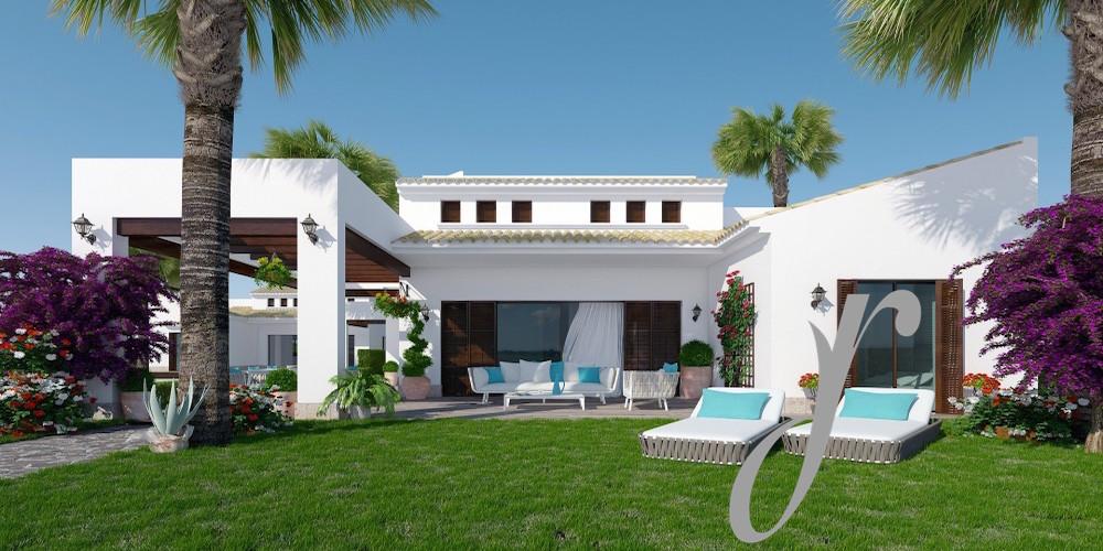 Luxury Mediterranean Villa in a 5* Golf course
