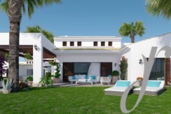 Luxury Mediterranean Villa in a 5* Golf course