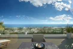 Deluxe Apartments in Marbella hills