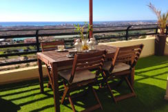 Lovely Oasis Zen, Modern Apartment in Bonalba Golf (Alicante), Sea & Golf views